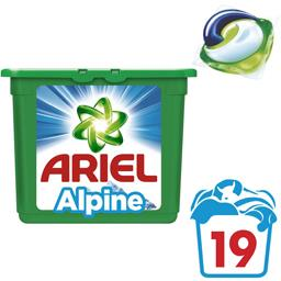 Lessive capsules Alpine 3 en 1 Pods