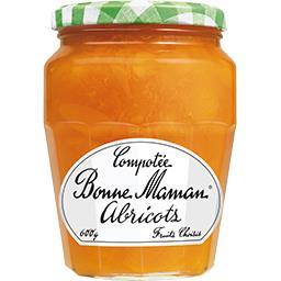 Compotée abricots