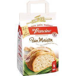 Sélection de farines boulangères pour pain maison, format familial