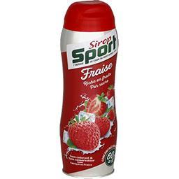 Sirop Sport Sirop de fraise