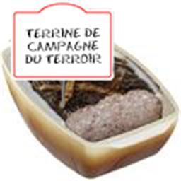 Terrine de CAMPAGNE du Terroir