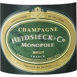 Champagne brut Cuvée des Fondateurs