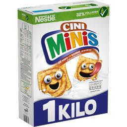 Nestlé Céréales Céréales Cini Minis goût cannelle la boite de 1kg