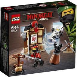 The Ninjago Movie - L'Entraînement au Spinjitzu 6-14