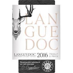 Côteaux du Languedoc, vin rouge