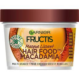 Garnier Fructis Hair Food - Masque macadamia