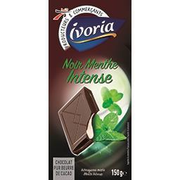 Chocolat noir menthe Intense