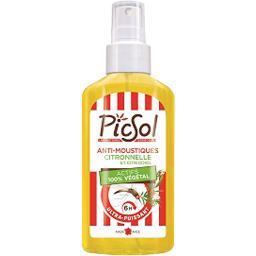 Spray citronnelle actifs 100% végétal