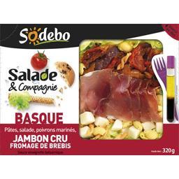 Salade & Compagnie - Salade basque