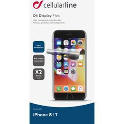 Pellicule de protection écran pour iPhone 7/8
