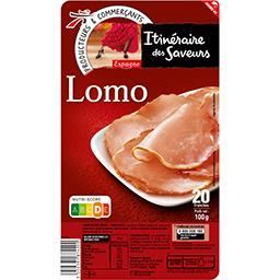 Jambon Lomo