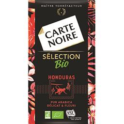 Café moulu Sélection Honduras pur arabica BIO