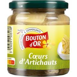 Cœurs d'artichaut à l'huile