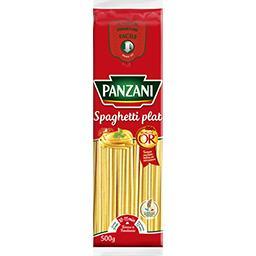 Spaghetti plat