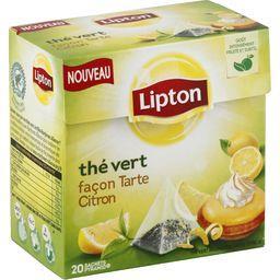 Thé vert façon Tarte Citron