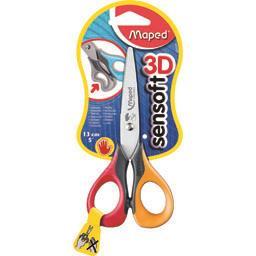 Ciseaux Sensoft 3D pour gauchers