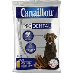 Denta'Snack, aliment complémentaire pour chien