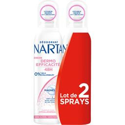 Déodorant Dermo Efficacité 48 h anti-odeurs