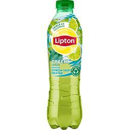 Boisson Green Ice Tea saveur citron vert menthe
