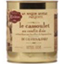 Cassoulet de Castelnaudary au confit d'oie