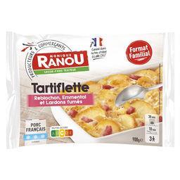 Tartiflette au fromage fondant & lardons fumés