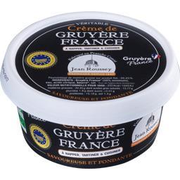 Crème de gruyère France BIO