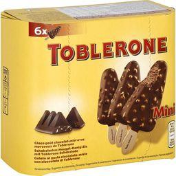 Mini bâtonnets de glace goût chocolat miel avec morc...