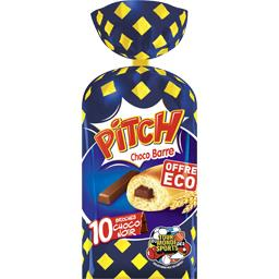 Pitch - Brioches barre choco noir