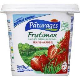 Frutimax - Yaourts aux fraises