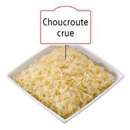 Choucroute crue BIO