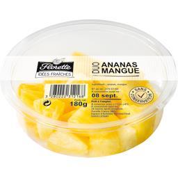 Florette Idées Fraîches - Duo ananas mangue
