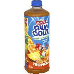Fruigolo - Jus multifruits