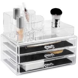 Cosmetic Organizer grand coffret 3 tiroirs