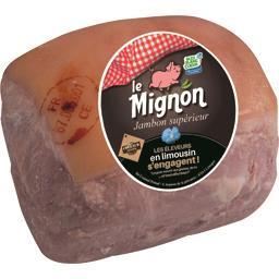 Jambon cuit Le Mignon