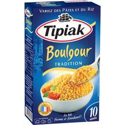 Boulgour Tradition
