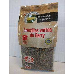 Lentilles vertes du Berry Label Rouge