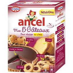 Mes 5 Gâteaux