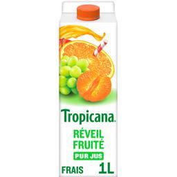 Tropicana Tropicana Pure Premium - Jus de fruits pressés Réveil Fruité