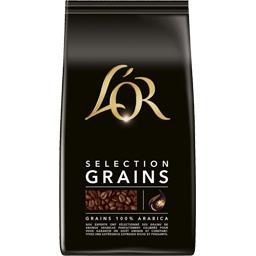 Café sélection grains 100% arabica
