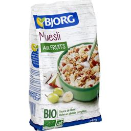 Bjorg Muesli aux fruits BIO