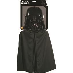 Masque et cape pour enfant Darth Vader