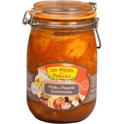 Les Mijotés de Provence Pieds et paquets Sisteronnais le bocal de 1 kg