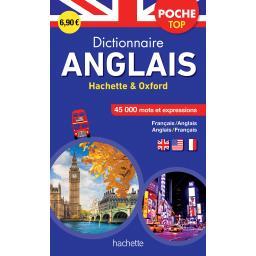 Dictionnaire de poche top Anglais hachette