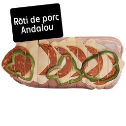 Rôti filet de PORC fromage-chorizo