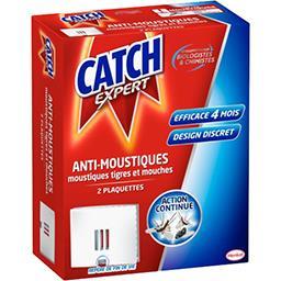 Expert - Plaquettes anti-moustiques, mouches