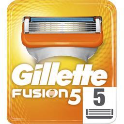 Fusion5 lames de rasoir pour homme 5recharges