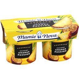 Gourmand - Yaourt ananas passion