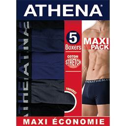 Boxers coton stretch T3