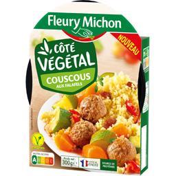 Côté Végétal - Couscous aux falafels