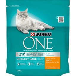 Croquettes Urinary Care au poulet/blé pour chats